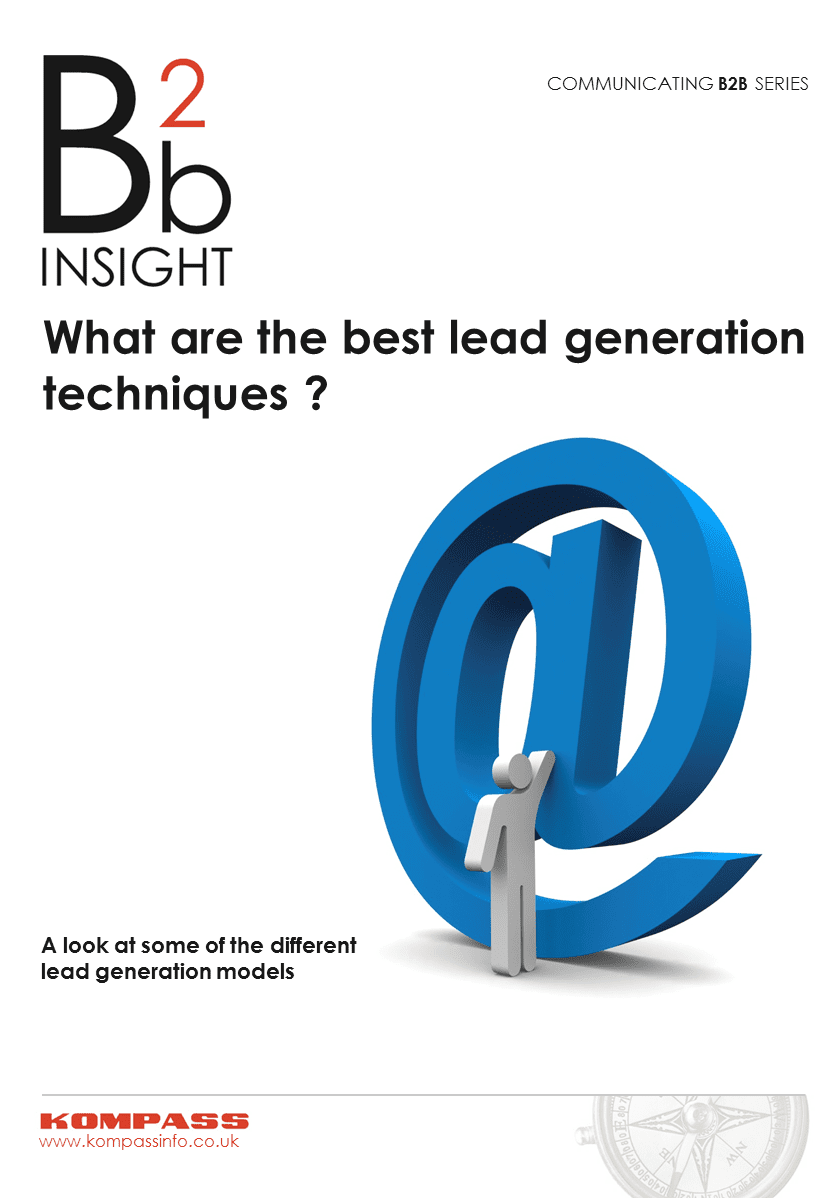 What are the best lead generation techniques?